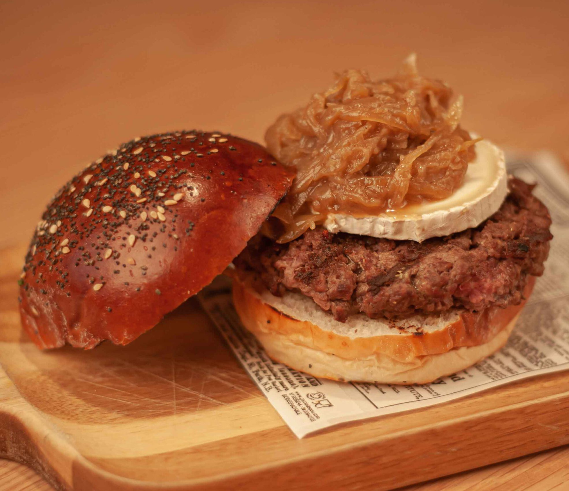 Burger Don José